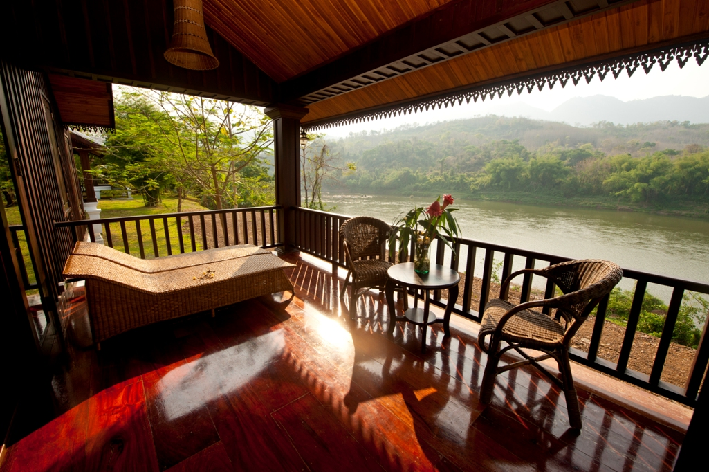 Nam Ou Riverside Resort