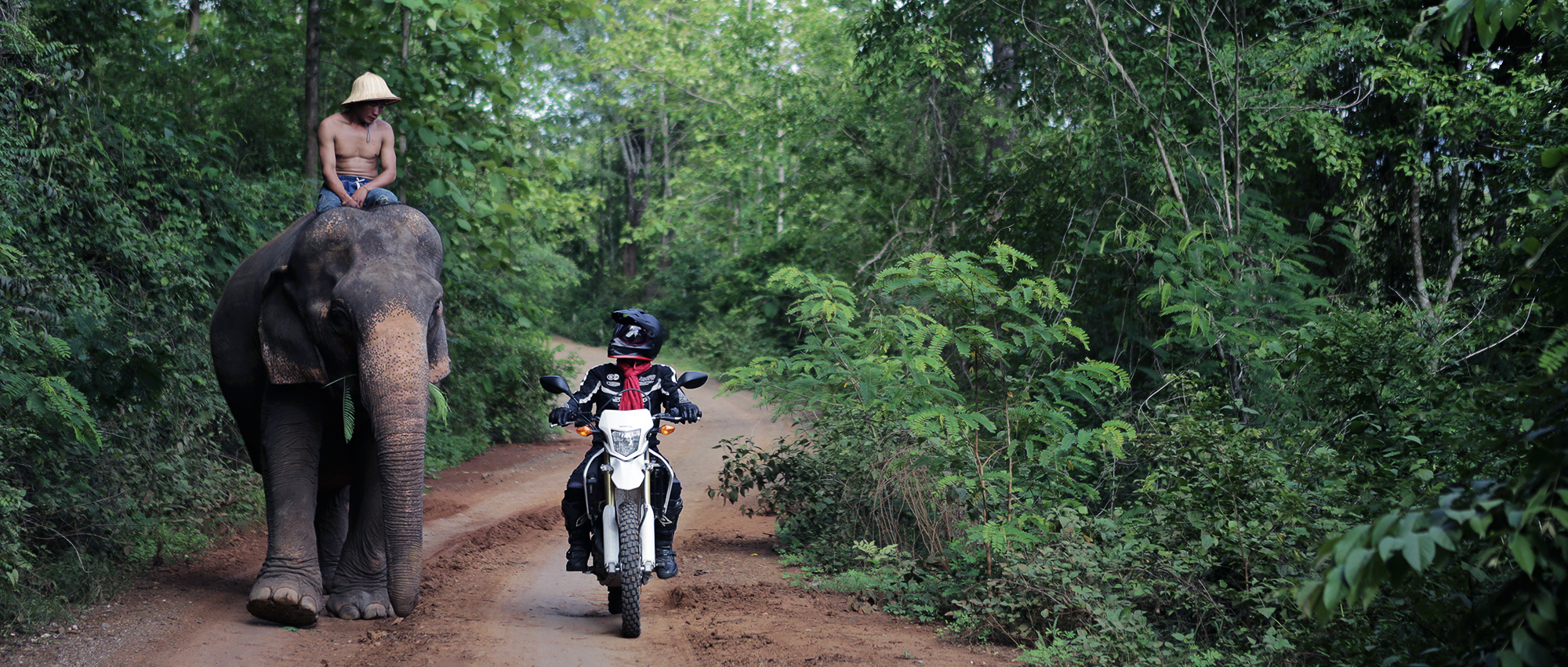 Laos Motorcycle tours