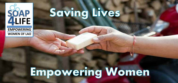 Soap, saving lives, livelihood, empowerment, economic, development, social, change, ngo, non-profit, organization, health, laos, lao, luang prabang, phongsali, province, hygiene