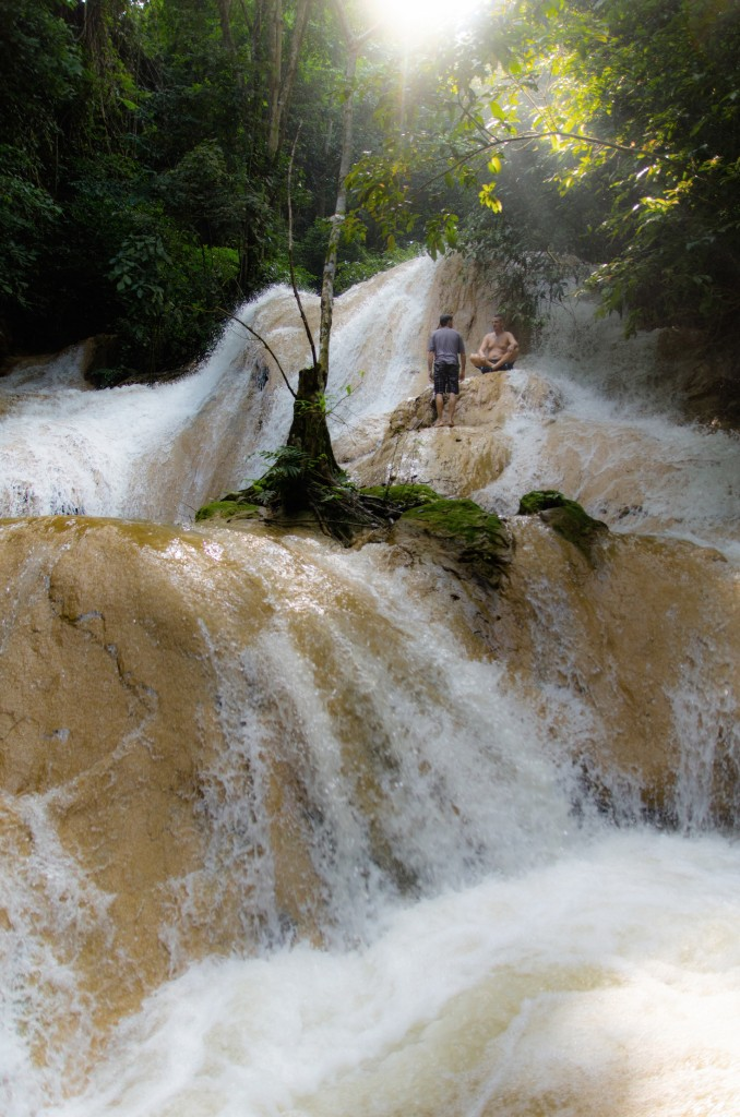 Luang Prabang Waterfall Adventure Tour