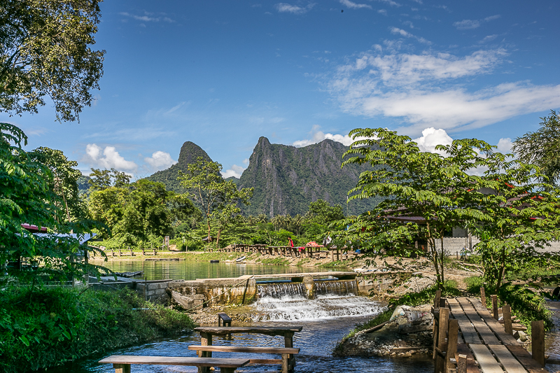 Laos Travel Tip Vang Vieng Viewpoint