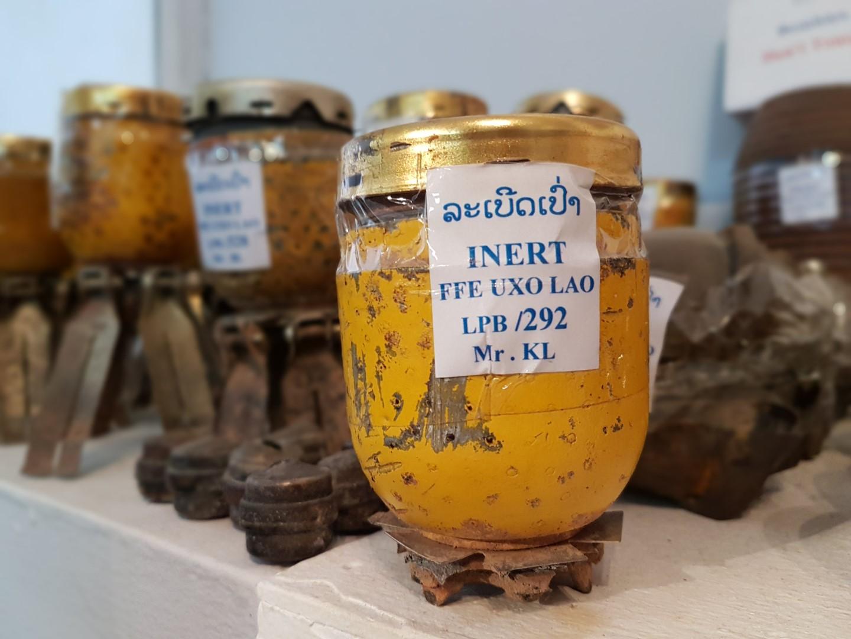UXO Centre Luang Prbang